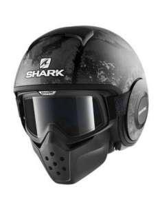 CASCO SHARK DRAK EVOK GRIS