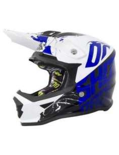 CASCO SHOT FURIOUS INFANTIL AZUL