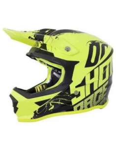 CASCO SHOT FURIOUS INFANTIL AMARILLO
