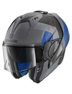 CASCO SHARK EVO ONE 2 SLASHER AZUL