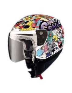 CASCO SHIRO COMIC II JUNIOR