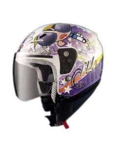 CASCO SHIRO TRES CHIC II JUNIOR