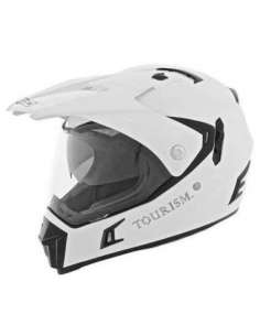 CASCO SHIRO SH311 TOURISM BLANCO