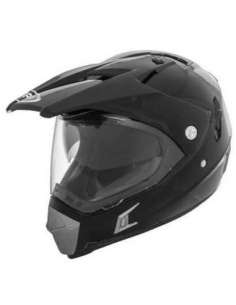 CASCO SHIRO SH311 TOURISM NEGRO