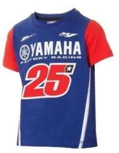 CAMISETA YAMAHA 18 MV25 CAMISETA NI¥O T-06