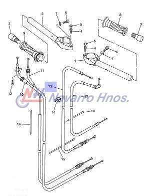 CABLE DE EMBRAGUE - YAMAHA YZF-R6 - 1999/2002