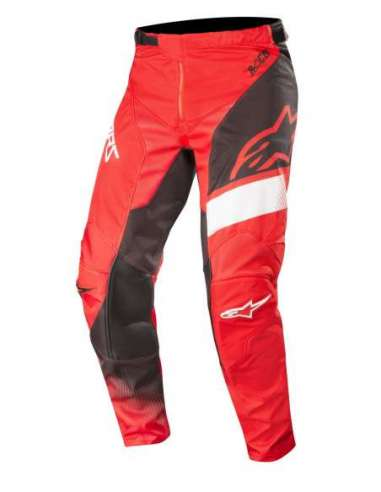 PANTALON ALPINESTARS RACER SUPERMATIC ROJO