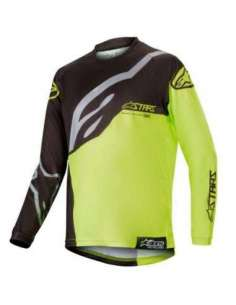 CAMISETA ALPINESTARS RACER FACTORY JUNIOR