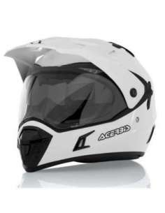 CASCO ACERBIS ACTIVE BLANCO S