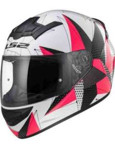 CASCO LS2 FF352 BRILLIANT ROSA