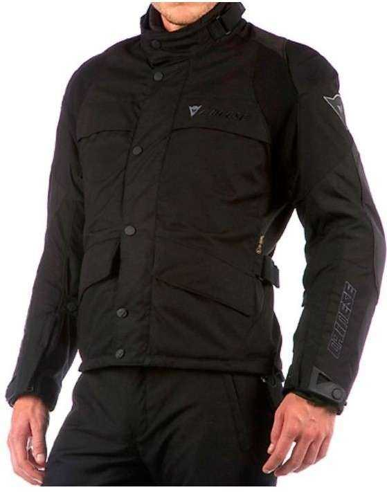 CAZADORA DAINESE PRUDHOE NEGRO