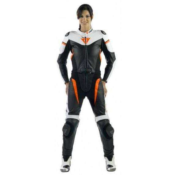 MONO DAINESE ARROW NEGRO-ROJO-BLANCO LADY