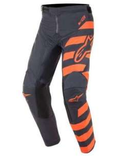 PANTALON ALPINESTARS RACER BRAAP JUNIOR NARANJA