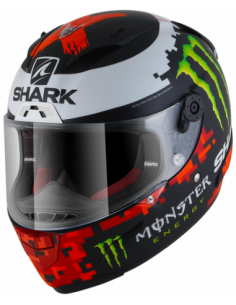 CASCO SHARK RACE-R PRO LORENZO MONSTER 2018