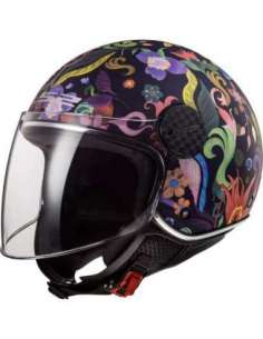 CASCO LS2 OF558 LUX BLOOM