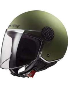 CASCO LS2 OF558 LUX VERDE