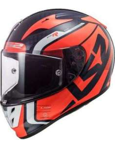 CASCO LS2 FF323 ARROW C EVO STING NARANJA