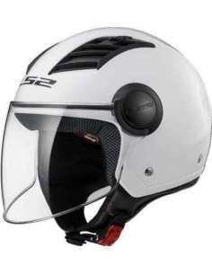 CASCO LS2 OF562 AIRFLOW BLANCO XS