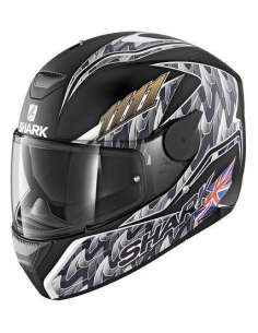CASCO SHARK D-SKWAL REPLICA FOGARTY NEGRO