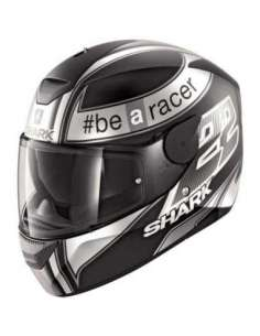 CASCO SHARK D-SKWAL REPLICA LOWES NEGRO