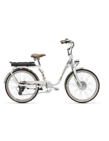 "BICI ELECTRICA PASEO PEUGEOT ELC01 24""  400WH"