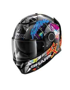 CASCO SHARK SPARTAN CARBON LORENZO CATALUNYA