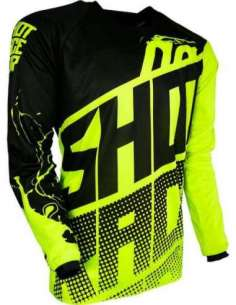 CAMISETA SHOT VENOM JUNIOR AMARILLO