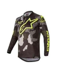 CAMISETA ALPINESTARS RACER TACTICAL JUNIOR AM. S