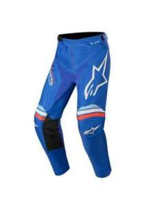 PANTALON ALPINESTARS RACER BRAAP JUNIOR AZUL 20