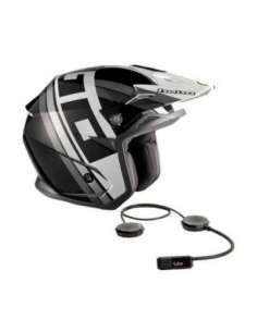 CASCO HEBO ZONE 5 BLUETOOTH NEGRO