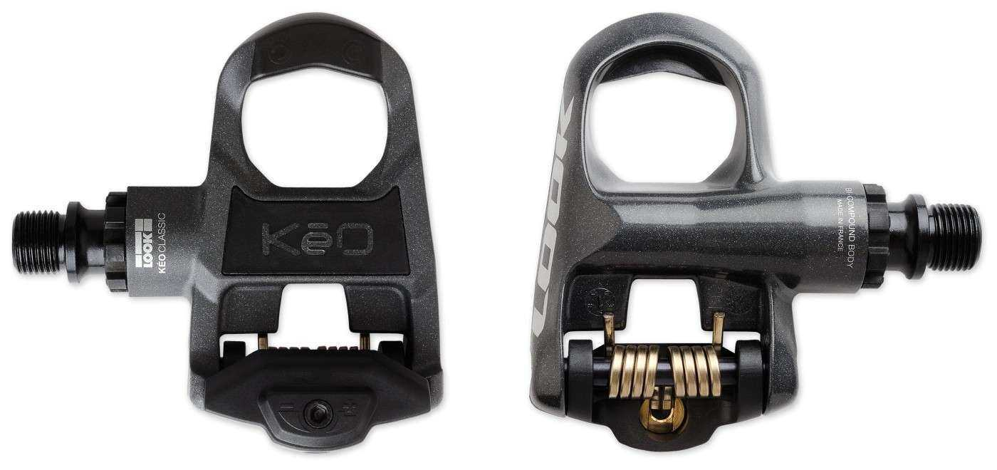 PEDAL AUTOMATICO LOOK KEO CLASSIC NEGRO