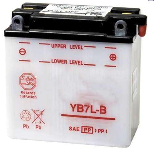 BATERIA MOTO YB7L-B