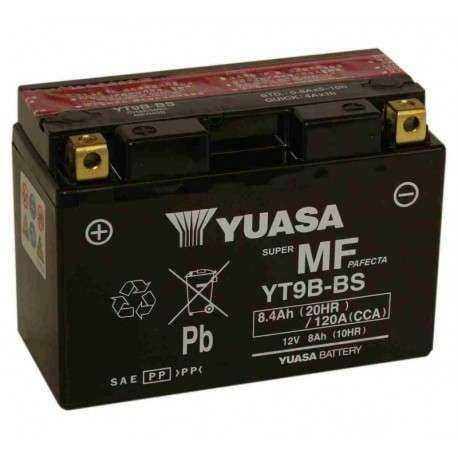 BATERIA MOTO YUASA YT9B-4 YT9B-BS