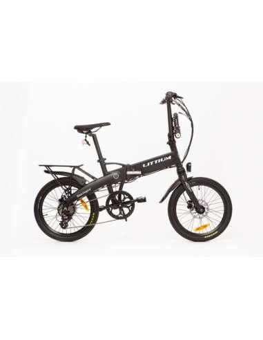 Bici Electrica Plegable Littium Ibiza...