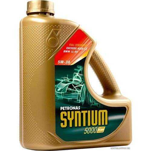 Aceite Syntium 5000 XS  5w30 5Litros...
