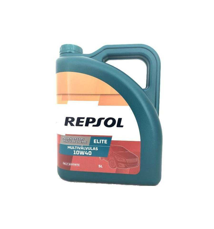 Aceite Repsol Elite 10w40 5Litros...