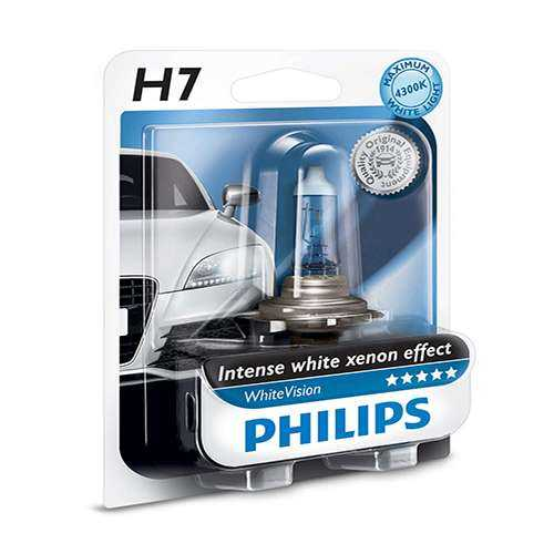LAMPARA BLISTER FARO 12V H7 55W...