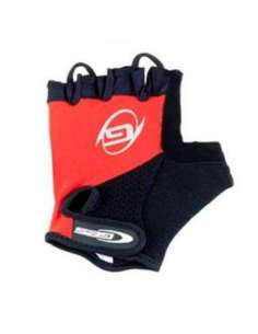 GUANTES BICI GES ARROW ROJO