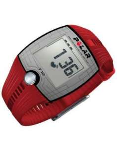 PULSOMETRO POLAR FT2 ROJO