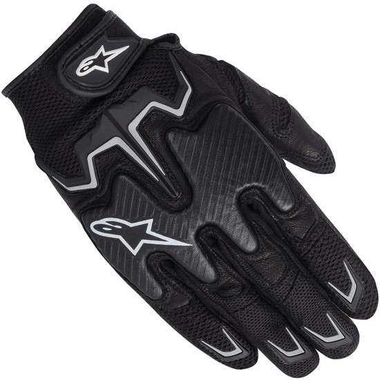 GUANTES ALPINESTARS FIGHTER NEGRO