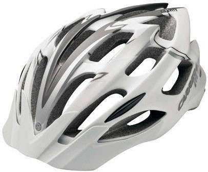 CASCO BICI CARRERA GRAVITY BL/PL MATE