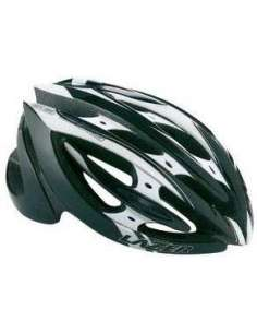 CASCO BICI GENESIS IN-MOLD NEGRO/CARBONO