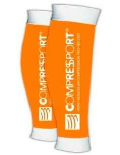 MEDIAS COMPRESSPORT NARANJA