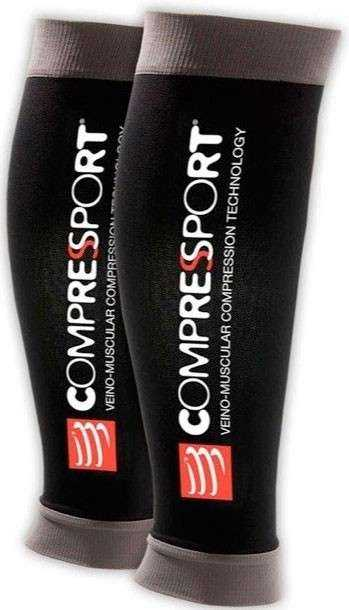 MEDIAS COMPRESSPORT NEGRO