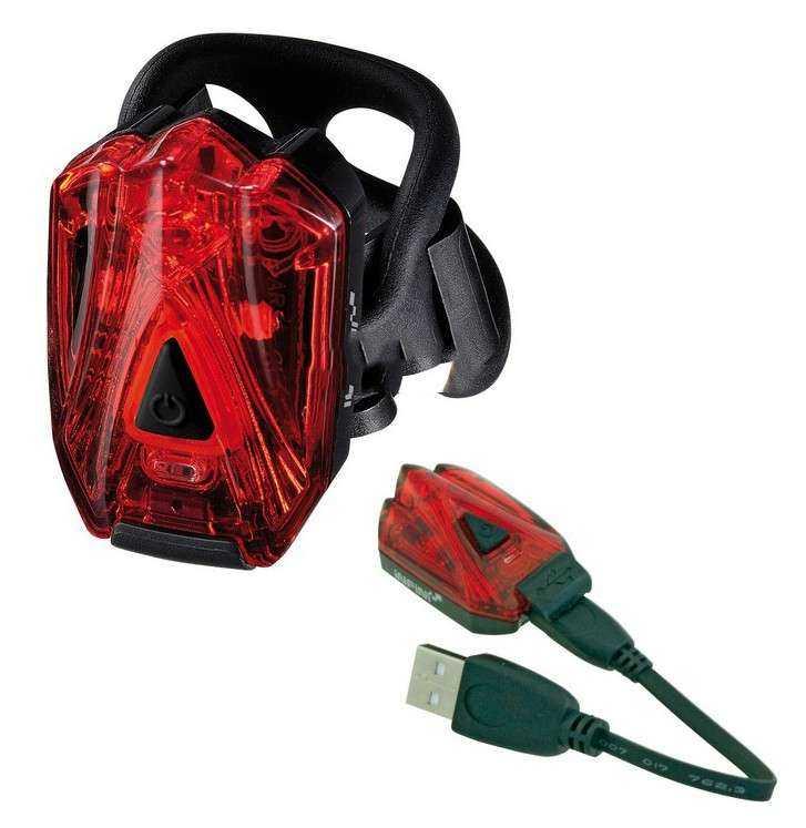 be9a27982 LUZ BICI TRASERA 3 LED BATERIA USB