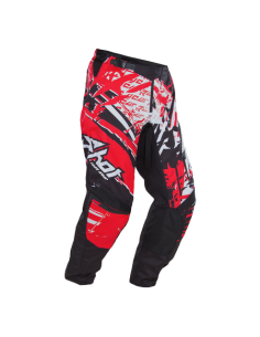PANTALON SHOT LOAD KID ROJO