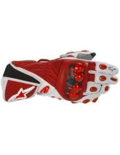 GUANTES ALPINESTARS GP PLUS ROJO
