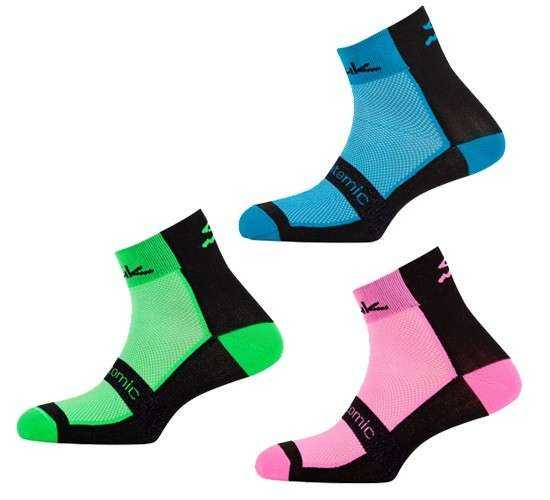CALCETINES SPIUK PACK 3 UDS. ANATOMIC AZUL/NEGRO-VERDE