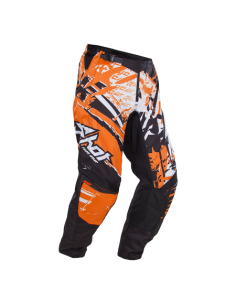 PANTALON SHOT LOAD KID NARANJA