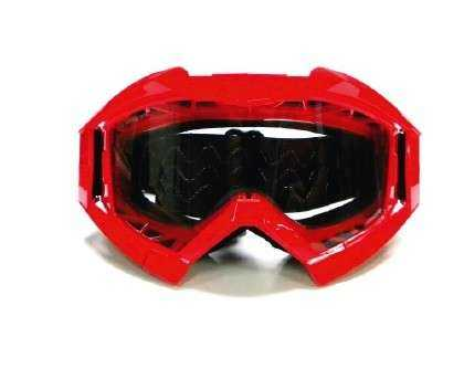 GAFAS CROSS NVG ROJO